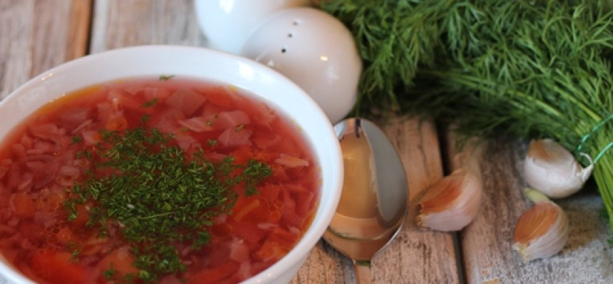Борщ из свежей капусты без свеклы пошаговый рецепт