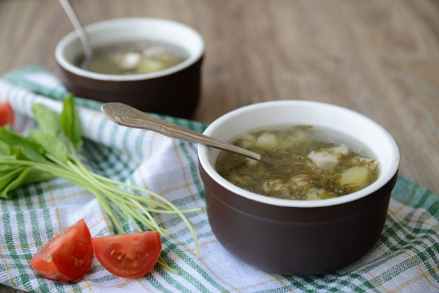 рецепт супа картошки с тушенкой в мультиварке