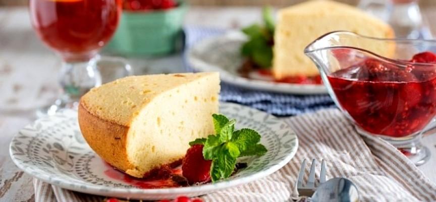 бисквит классический рецепт в мультиварке фото