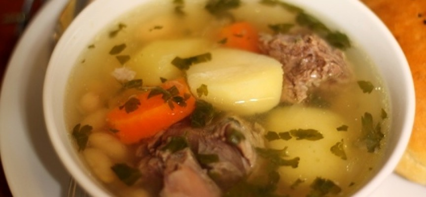 Суп из говядины простые рецепты с фото
