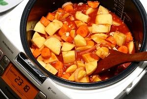 Тушеное мясо по китайски в мультиварке