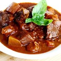 Тушеное мясо по китайски