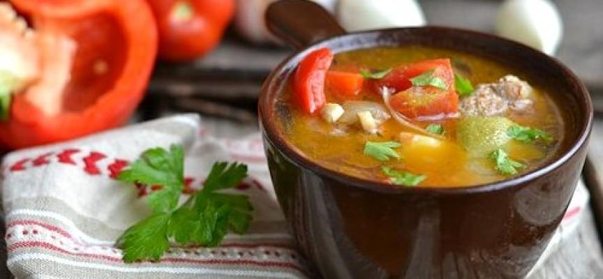 Суп рататуй рецепт классический пошагово