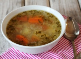 Универсальный суп из баранины