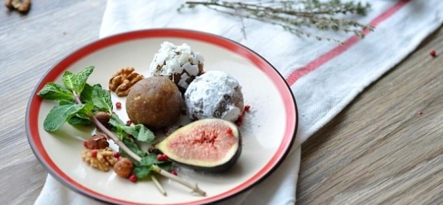 Десерт ореховый