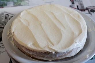 Бисквитный торт в мультиварке